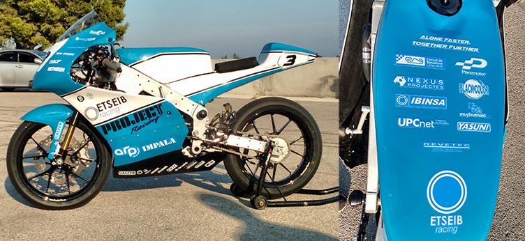 Prototip moto ER16