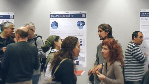 Sessió de pòsters Jornada TIC UPC